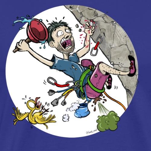 Stick It! Rock Climb it! - Men's Premium T-Shirt