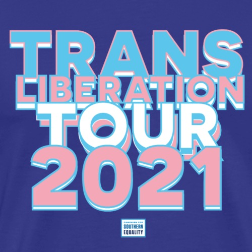 TRANS LIBERATION TOUR 2021 - Men's Premium T-Shirt