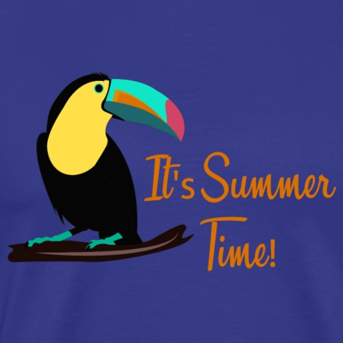 It's Summer Time! - Men's Premium T-Shirt
