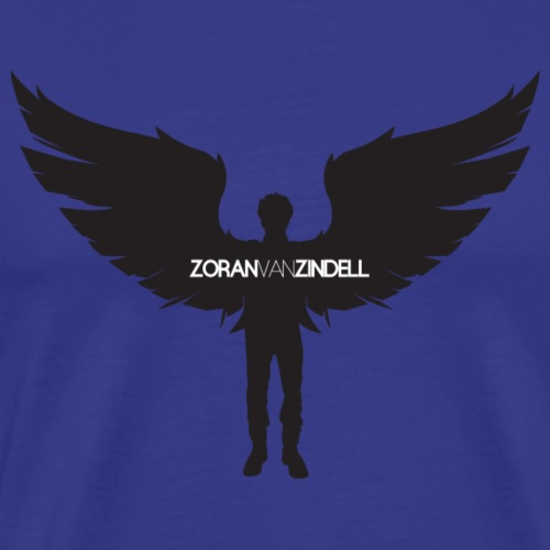 ZoranVanZindell black Original - Men's Premium T-Shirt