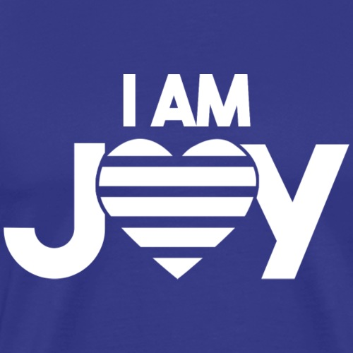 I AM JOY Affirmation - Men's Premium T-Shirt