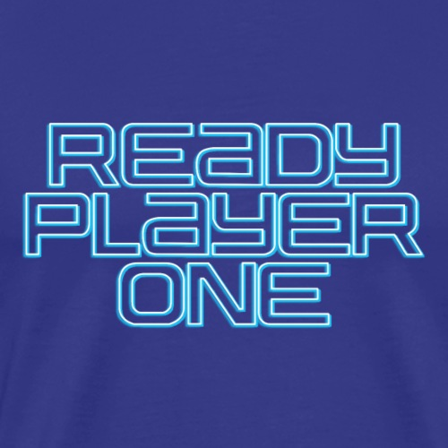 READYPLAYERONE - Men's Premium T-Shirt