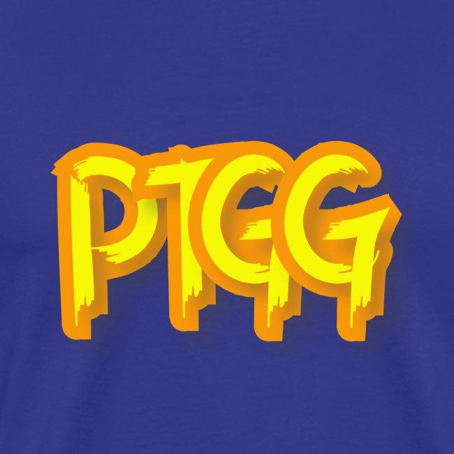 Ptolome The Greek God Logo