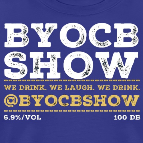 BYOCB Original Logo - Men's Premium T-Shirt