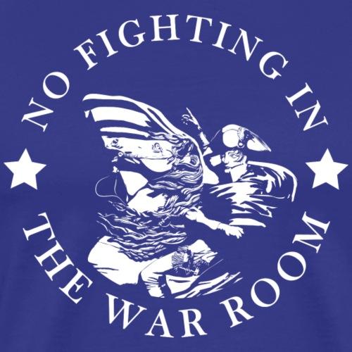Napoleon's Ghost - Motto - Men's Premium T-Shirt