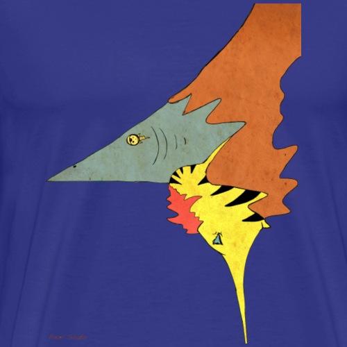 Pieces - Men's Premium T-Shirt