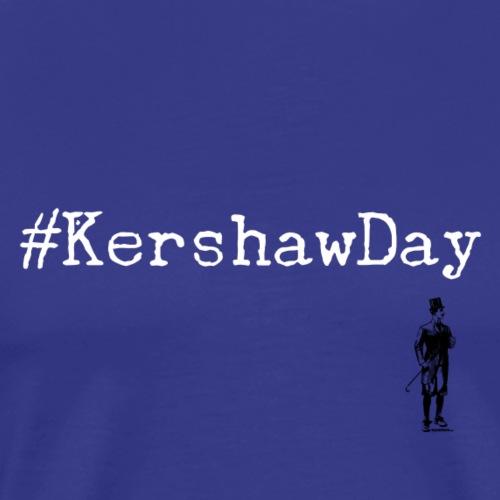 #KershawDay - Men's Premium T-Shirt