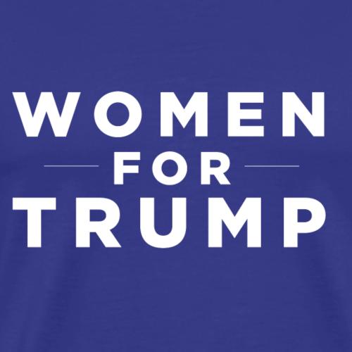 Women For Trump - Men's Premium T-Shirt