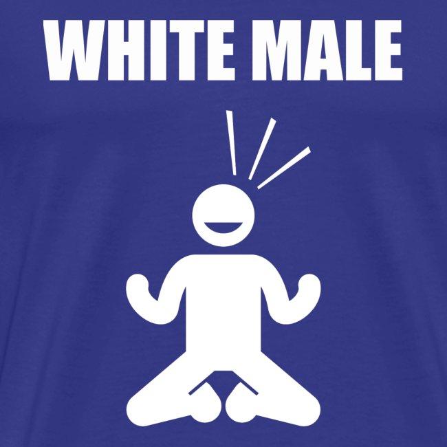 white male knees