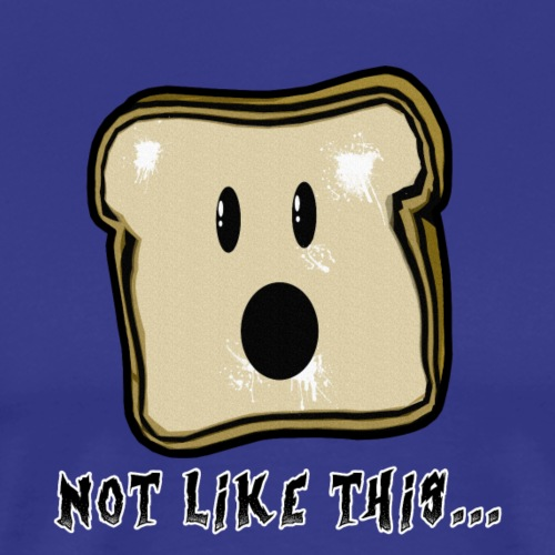 Bread Splat - Men's Premium T-Shirt