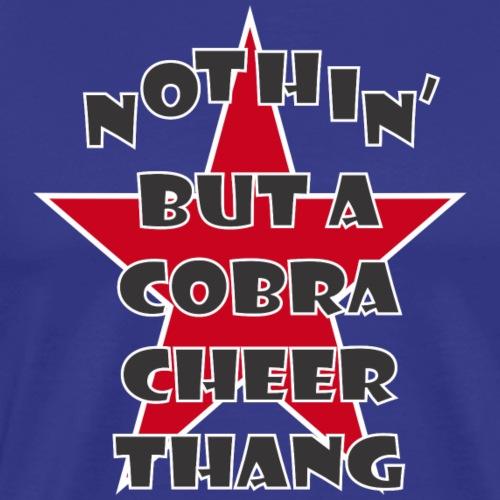 It's A Cobra Thang - Men's Premium T-Shirt