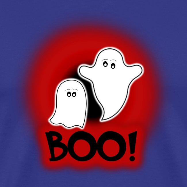 Ghosties Boo Happy Halloween 1