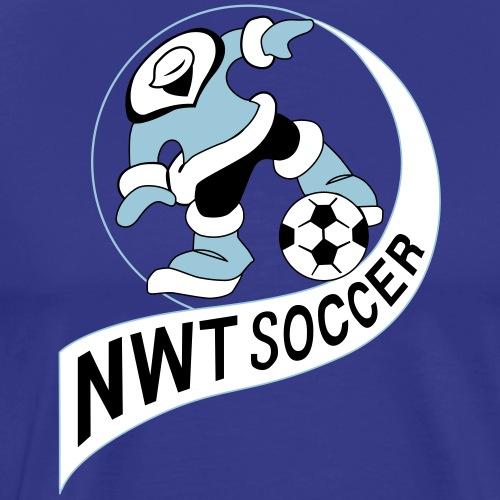 NWT Soccer: Official - Men's Premium T-Shirt
