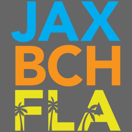 Jacksonville Beach Florida - Men's Premium T-Shirt