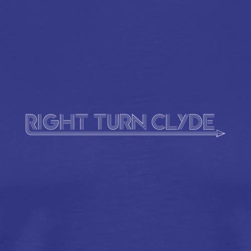rightturnclyde - Men's Premium T-Shirt