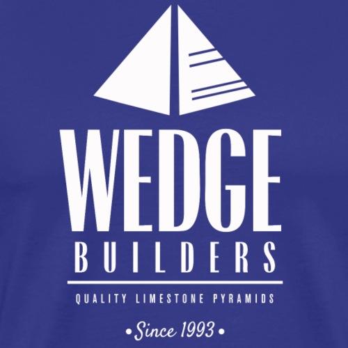 Wedge Builders - Men's Premium T-Shirt