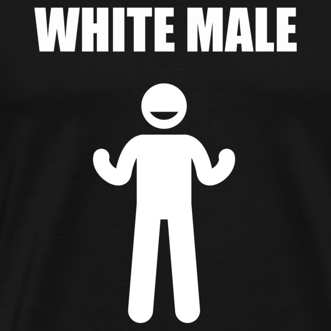 White male yes