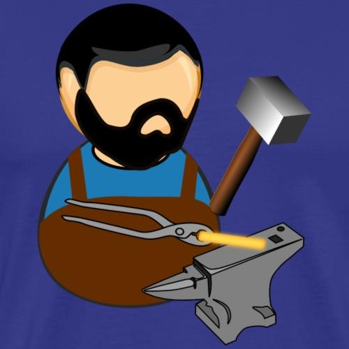 blacksmith - Men's Premium T-Shirt