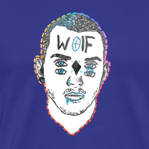 W@LF - Men's Premium T-Shirt