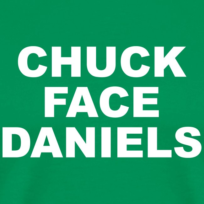 Chuck Face Daniels