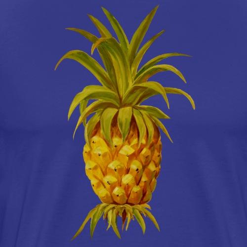 pine apple - Men's Premium T-Shirt