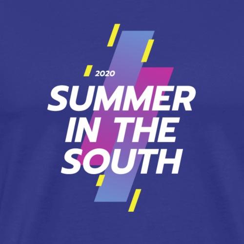 Summer in the South 2020 - Men's Premium T-Shirt