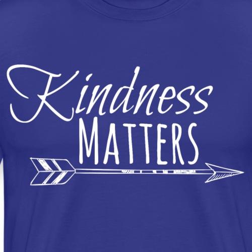 Kindness Matters - Men's Premium T-Shirt