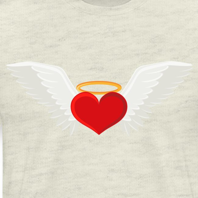 Winged heart - Angel wings - Guardian Angel