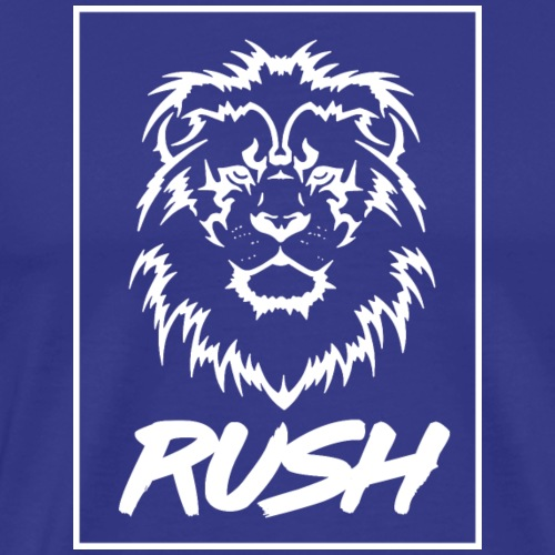 RUSH LION - Men's Premium T-Shirt