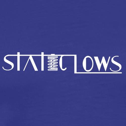 Staticlows - Men's Premium T-Shirt