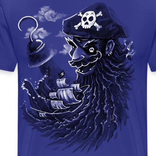 Blackbeard - Men's Premium T-Shirt