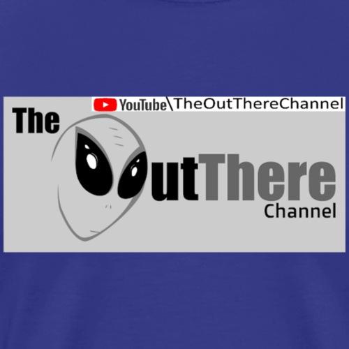 Tshirt OTchan Banner v3 with Crew Back Logo - Men's Premium T-Shirt