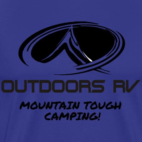 Mountain Camping / Off Road - Men's Premium T-Shirt