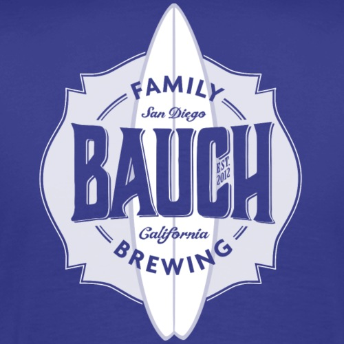 Bauch Family Brewing - Men's Premium T-Shirt