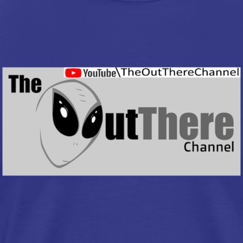 OTchan Banner v3 2018 with Large Blackops CrewLogo - Men's Premium T-Shirt