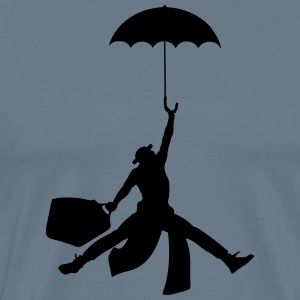 Mr POPPINS AIR - Men's Premium T-Shirt