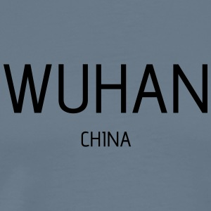 Wuhan - Men's Premium T-Shirt