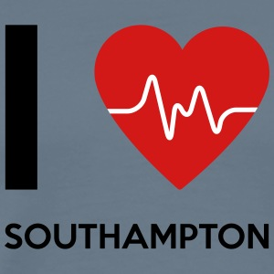 I Love Southampton - Men's Premium T-Shirt