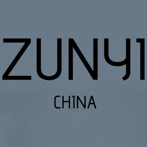 Zunyi - Men's Premium T-Shirt