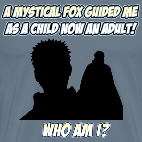 AnimeBusters Guess Who Series? - Men's Premium T-Shirt