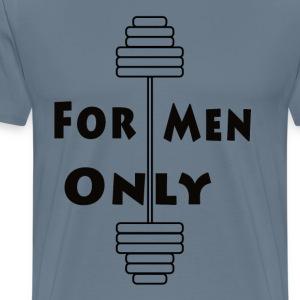 Barbel - Men's Premium T-Shirt