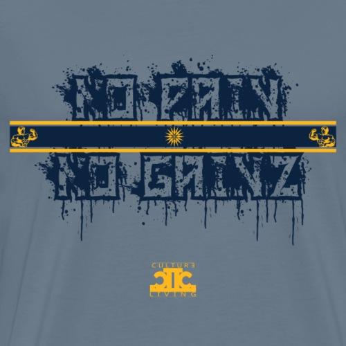 No Pain No Gainz - Men's Premium T-Shirt