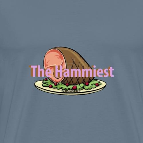The Hammiest: the hamjam - Men's Premium T-Shirt