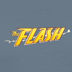 A_The_Flash_logo - Men's Premium T-Shirt