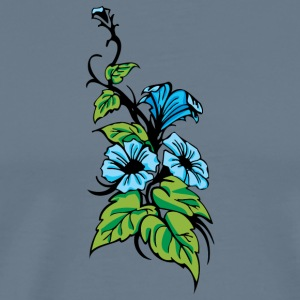 flowers_bush - Men's Premium T-Shirt