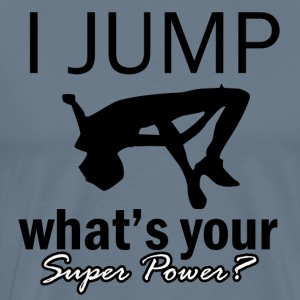 high-jump design - Men's Premium T-Shirt