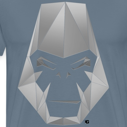 Urban Gorilla Wear Poly fill - Men's Premium T-Shirt