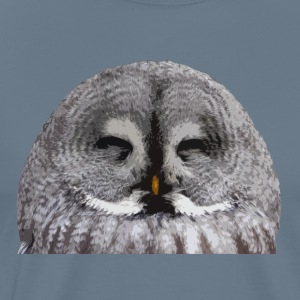 Beautiful Owl - Men's Premium T-Shirt