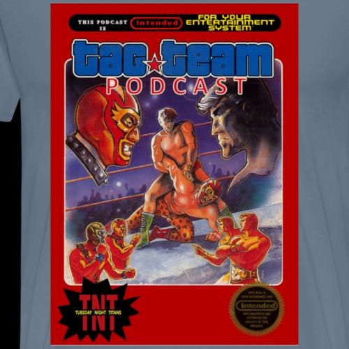 Current Podcast Logo T Shirt - Men's Premium T-Shirt