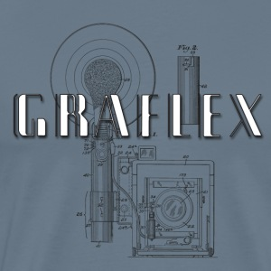 Graflex camera - Men's Premium T-Shirt